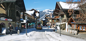 GSTAAD IN INVERNO